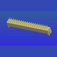 PH2.0mm間距雙排T1直針