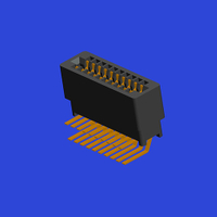 2.54mm間距連接器-B