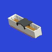 1.0mm間距SHD立貼連接器